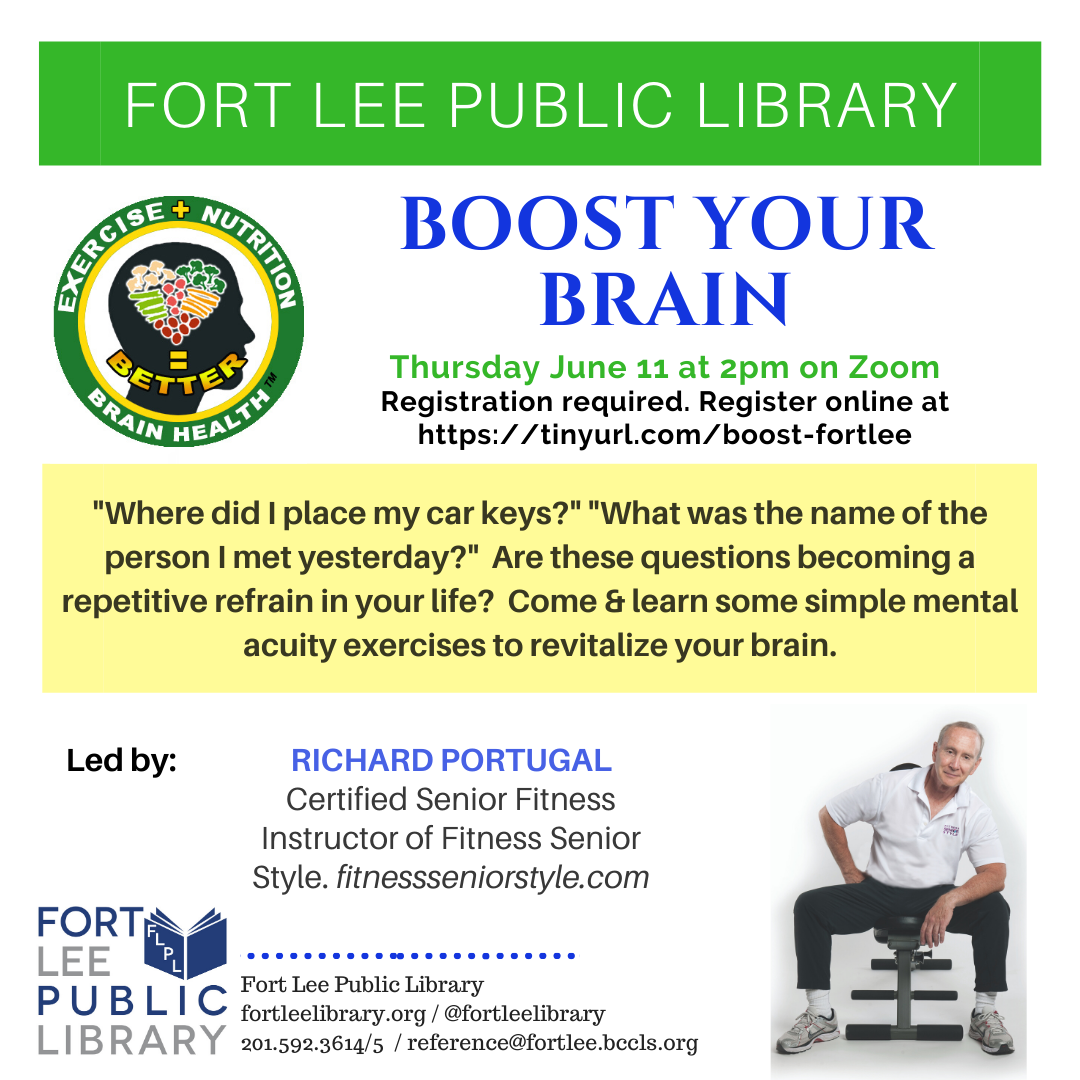 Boost Your Brain: Register Now!