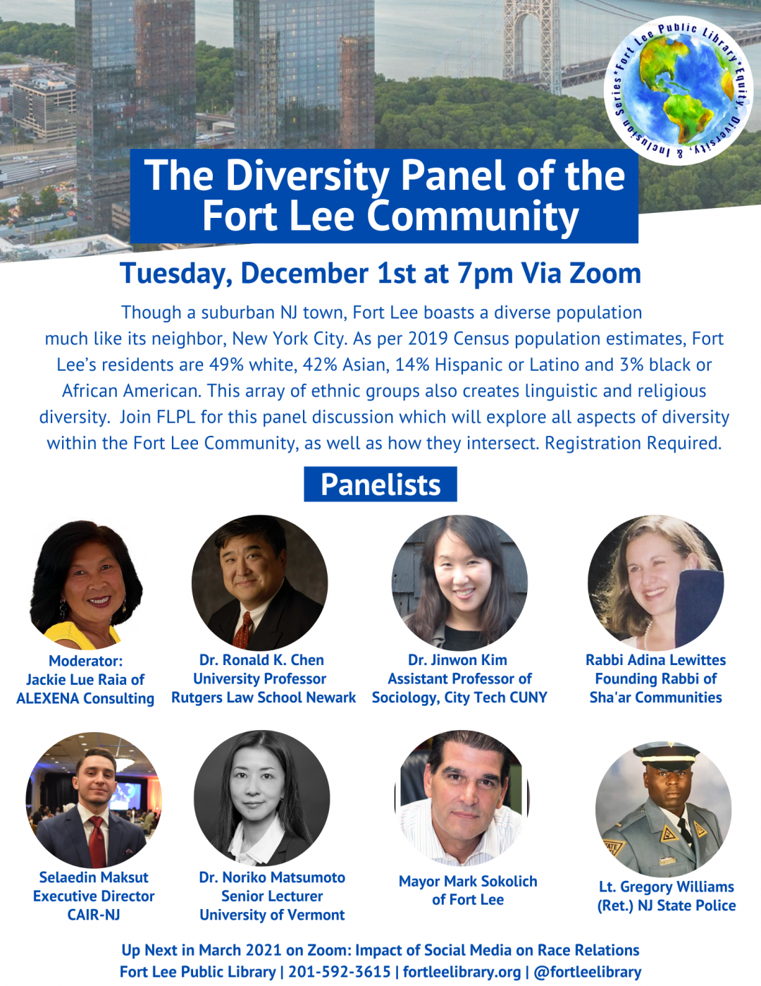Diversity Panel of the Fort Lee Community
