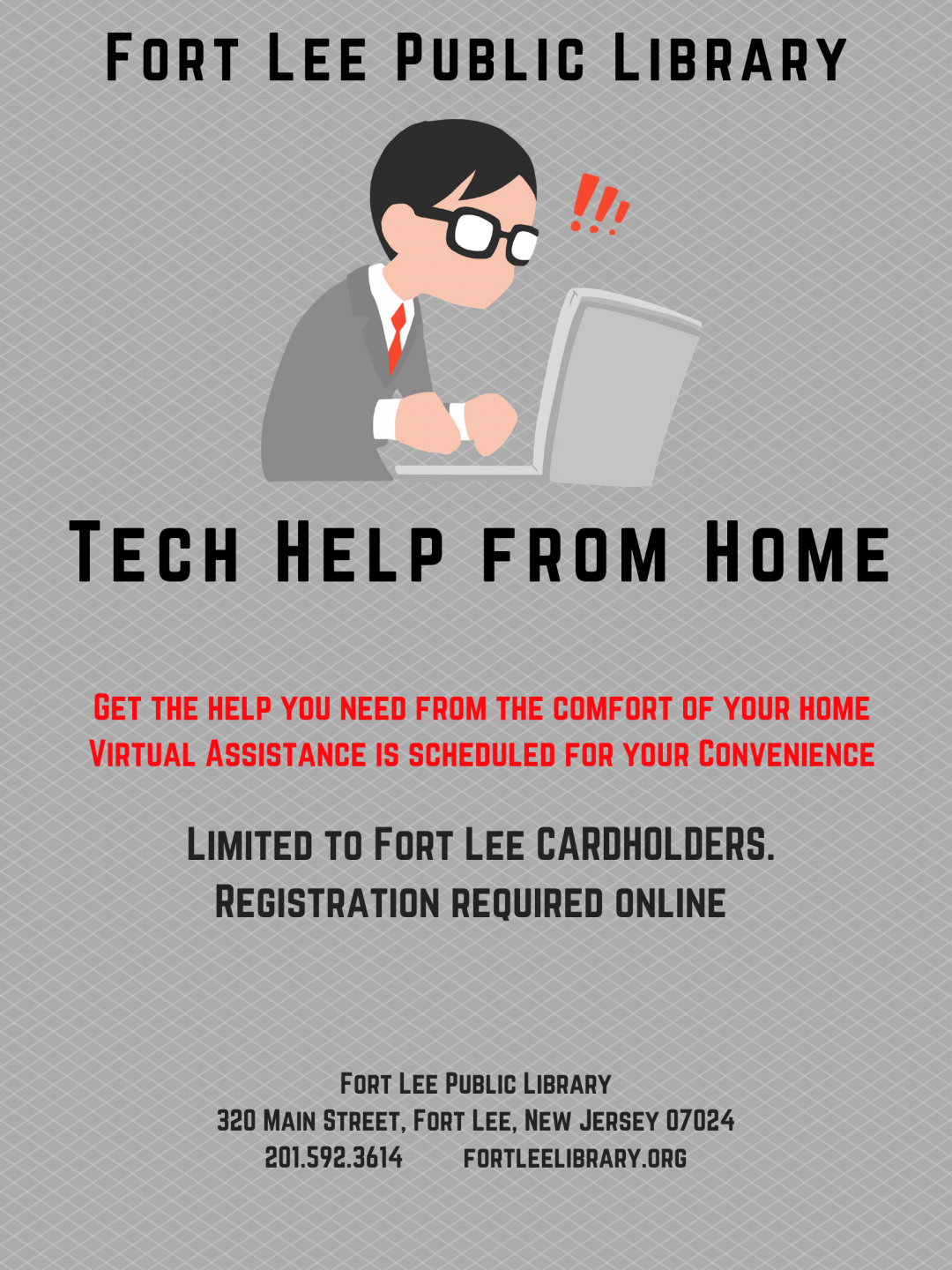 Tech Help from Home