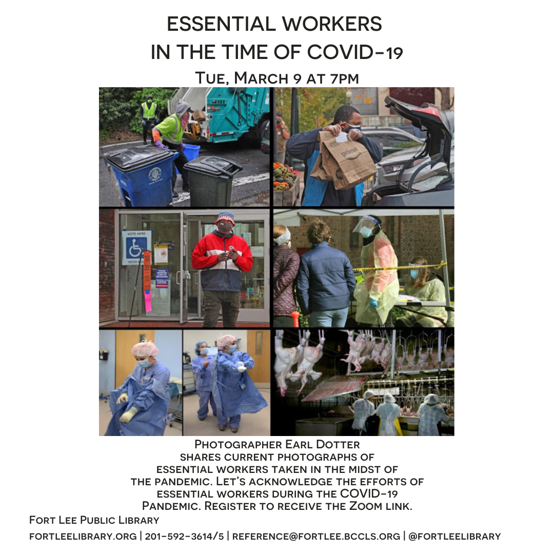 ESSENTIAL WORKERS IN THE TIME OF COVID-19