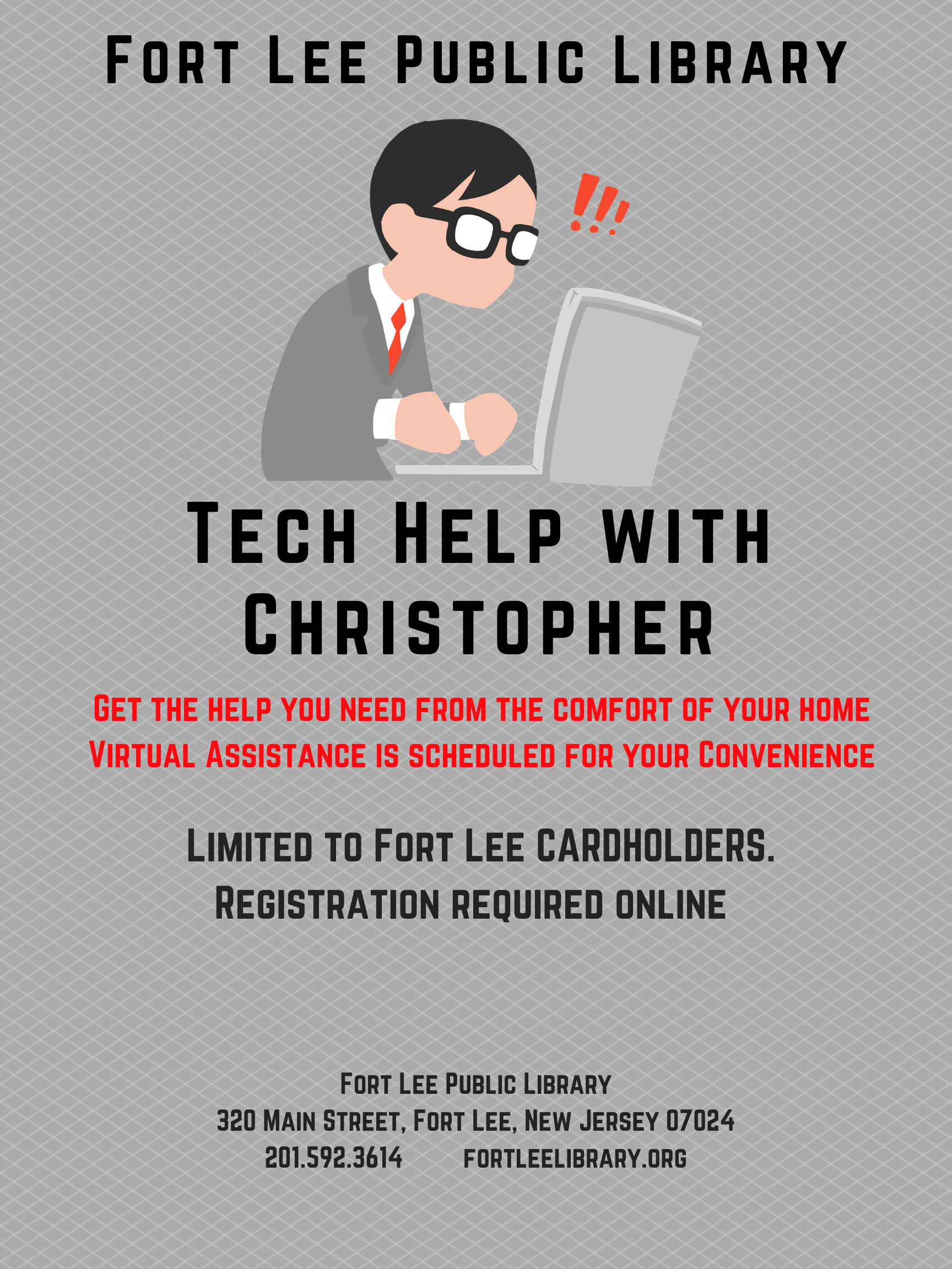 Tech Help with Christopher